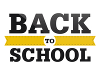 First Day of School: September 3!