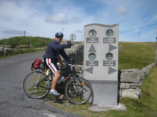 Mr. Curfman's Ireland Bike Trip